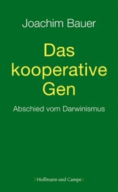 Das kooperative Gen (Mängelexemplar) - Bauer, Joachim