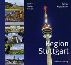 Region Stuttgart (Mängelexemplar) - Fieselmann, Rainer