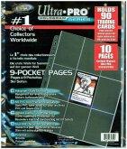 9-Pocket Platinum 10 Pages (Sammelkartenspiel-Zubehör)
