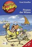 Piraten der Wüste / Kommissar Kugelblitz Bd.30 (Mängelexemplar)