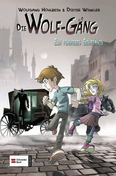 Buch-Reihe Die Wolf-Gäng