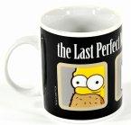 U. L. Simpsons Tasse 'The Last Perfect Man...' 320 ml