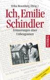 Ich, Emilie Schindler (Mängelexemplar)