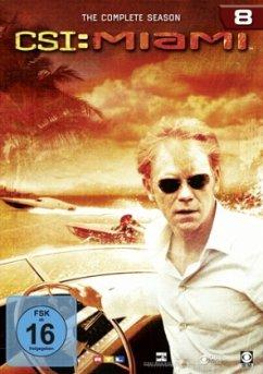 CSI: Miami Season 8