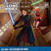 Star Wars, The Clone Wars - Das Virus - Das Geheimnis der Monde, 1 Audio-CD
