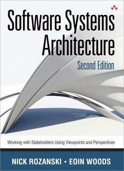 Software Systems Architecture: Working with Sta...