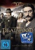 Deadwood - 2. Staffel - Vol. 1 - 2 Disc DVD