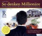 So denken Millionäre, 7 Audio-CDs + 1 Bonus-CD