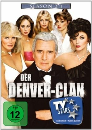 Der Denver-Clan - Season 2, Vol. 1 (3 Discs)