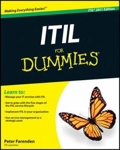 Itil for Dummies - Farenden, Peter