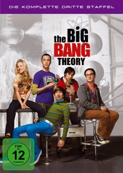 The Big Bang Theory - Die komplette dritte Staffel (3 Discs)
