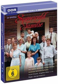 Spreewaldfamilie (3 Discs)