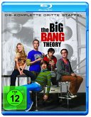The Big Bang Theory - Die komplette dritte Staffel - 2 Disc Bluray
