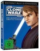 Star Wars: The Clone Wars - Die komplette 3. Staffel