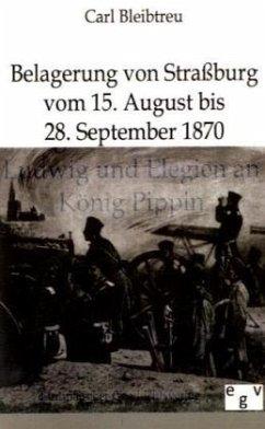 Belagerung von Straßburg