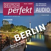 Deutsch lernen Audio - Ausgehen im Sommer (MP3-Download)