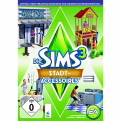 Die Sims 3 Stadt-Accessoires Add-On (Download für Mac)