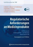 Regulatorische Anforderungen an Medizinprodukte