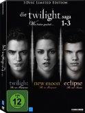 Die Twilight Saga 1-3 - Was bis(s)her geschah... (Limited Edition mit Sammelkarten, 3 Discs)