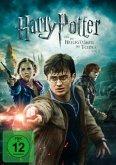 Harry Potter und die Heiligtümer des Todes, Teil 2 (1 DVD mit Kühlschrankmagneten)