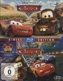 Cars 1 & 2 Blu-rays