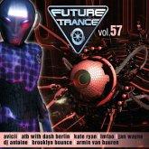Future Trance, 2 Audio-CDs. Vol.57