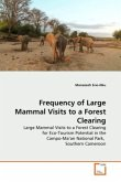 Frequency of Large Mammal Visits to a Forest Clearing