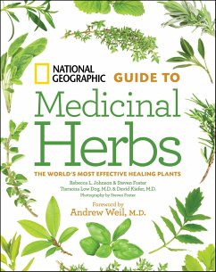 National Geographic Guide to Medicinal Herbs - Kiefer, David; Johnson, Rebecca; Foster, Steven