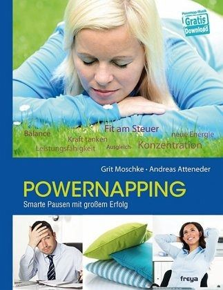 Powernapping - Atteneder, Andreas; Moschke, Grit