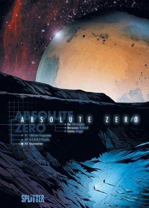 Buch-Reihe Absolute Zero
