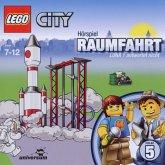 Raumfahrt. LUNA 1 antwortet nicht / LEGO City Bd.5 (1 Audio-CD)