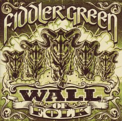 Wall Of Folk - Fiddler's Green