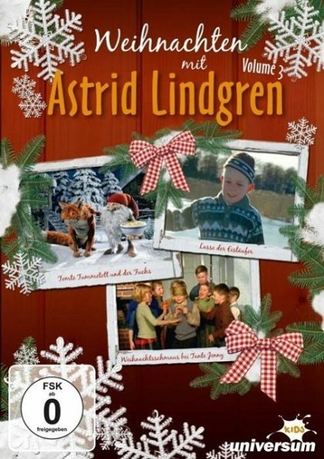weihnachten mit astrid lindgren volume 3 auf dvd. Black Bedroom Furniture Sets. Home Design Ideas