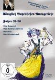 Königlich Bayerisches Amtsgericht Folgen 33-36