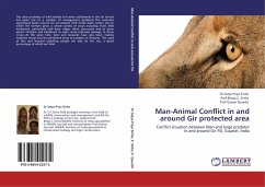 Man-Animal Conflict in and around Gir protected area