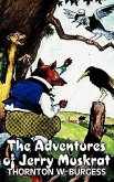 The Adventures of Jerry Muskrat by Thornton Burgess, Fiction, Animals, Fantasy & Magic