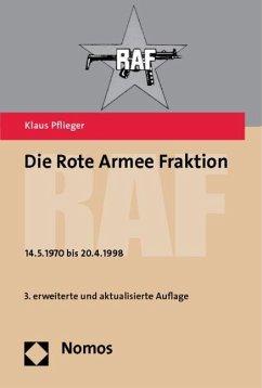 Die Rote Armee Fraktion - RAF - Pflieger, Klaus
