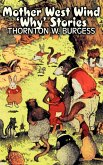Mother West Wind 'Why' Stories by Thornton Burgess, Fiction, Animals, Fantasy & Magic
