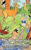 The Adventures of Lightfoot the Deer by Thornton Burgess, Fiction, Animals, Fantasy & Magic