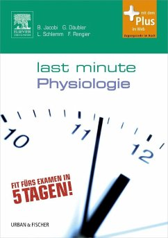 Last Minute Physiologie