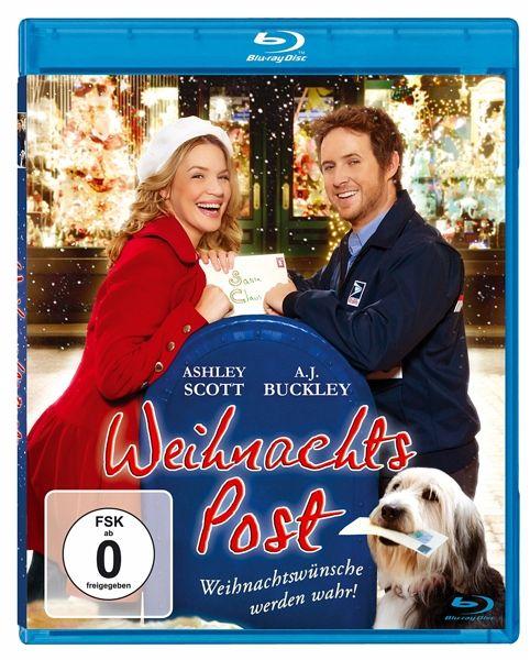 Weihnachtspost film auf blu ray disc - Bilder weihnachtspost ...