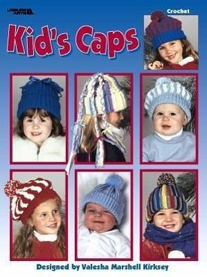 Kids Caps (Leisure Arts #2918) - Coats &. Clark Inc
