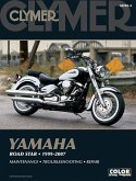 Yamaha Road Star 1999-2007 Manual Does Not Cover Xv1700p War