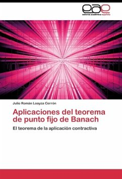Aplicaciones del teorema de punto fijo de Banach
