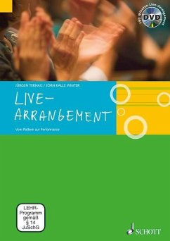 Live-Arrangement, m. DVD