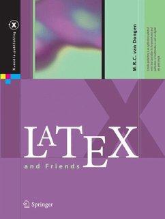 LaTeX and Friends - van Dongen, M. R. C.