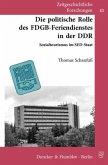 Die politische Rolle des FDGB-Feriendienstes in der DDR