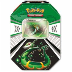 Amigo Pokémon TC Tin Deck Box 24 - Serpiroyal, deutsch
