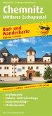 PublicPress Rad- und Wanderkarte Chemnitz, Mittleres Zschopautal