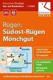 Rügen: Südost-Rügen, Mönchgut 1 : 50 000 Rad- und Wanderkarte